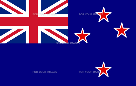 New Zeeland Flag FYI00488272