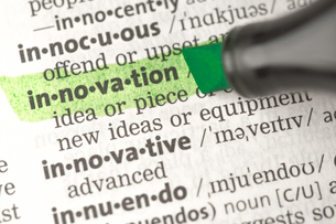 Innovation definition highlighted in green FYI00488421
