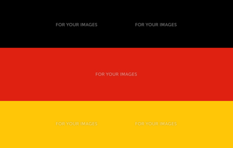 German flag FYI00488613