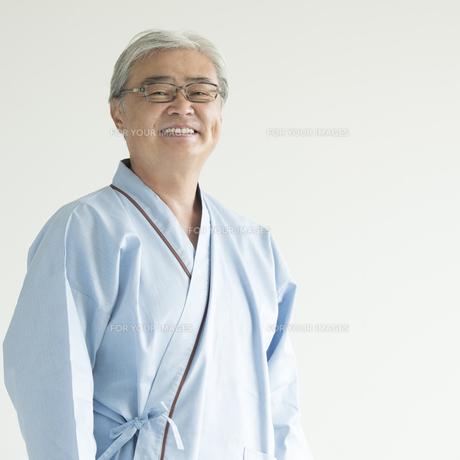 微笑む患者 FYI00491381