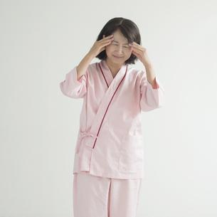 頭痛の患者 FYI00491428
