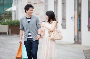 デートをするカップルの素材 [FYI00491672]