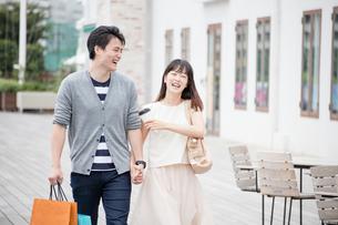 デートをするカップルの素材 [FYI00491685]