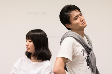 喧嘩をするカップルの素材 [FYI00491752]