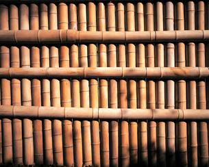 竹の塀 FYI00492594