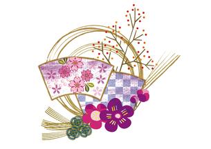 正月飾り FYI00497169