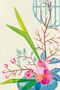 正月飾り02 FYI00497171
