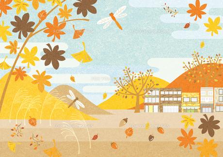 秋の風景 FYI00497180