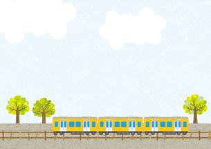 電車のある風景 FYI00497184