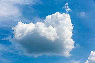 ハートのような雲 FYI00540986