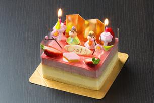 ひな祭りケーキ FYI00541121