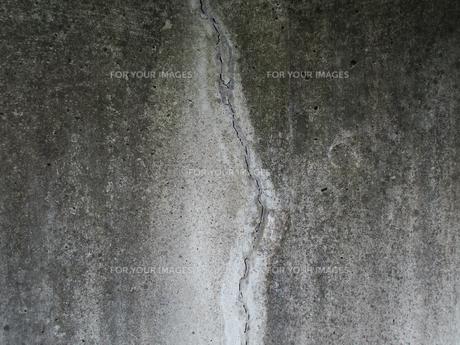 古いコンクリート塀 FYI00542175