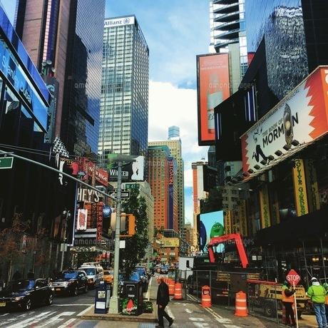 ニューヨークの昼下がり FYI00543844