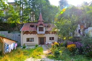 ルーマニアのシナイアの可愛い家 FYI00543850