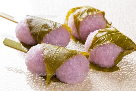和菓子の桜餅 FYI00544969