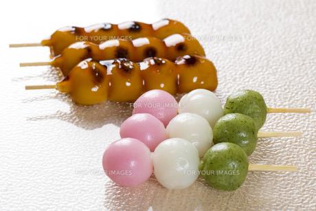 和菓子の団子 FYI00544972
