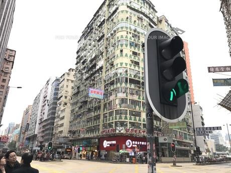 香港の街中 FYI00545125