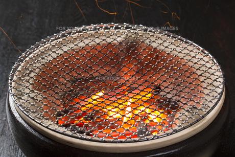 七輪の炭火 FYI00545573