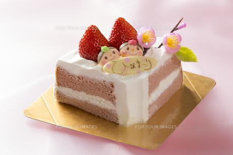 ひな祭りケーキ FYI00549646