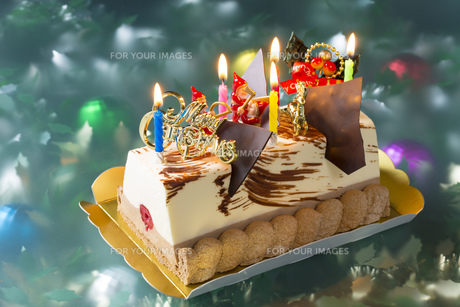 クリスマスケーキ FYI00554234