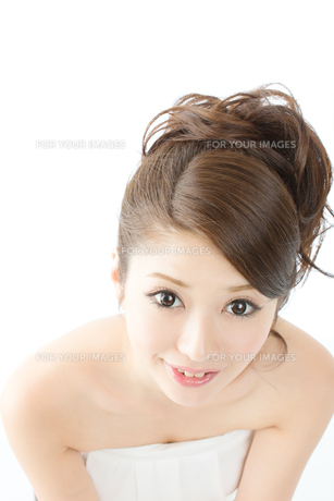 肌の綺麗な女性 FYI00559279