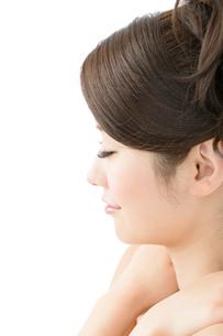 肌の綺麗な女性 FYI00559306