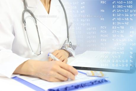 医療イメージ 健康診断 FYI00560270