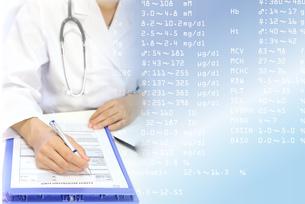 医療イメージ 健康診断 FYI00560271
