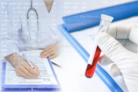 医療イメージ 健康診断 FYI00560273