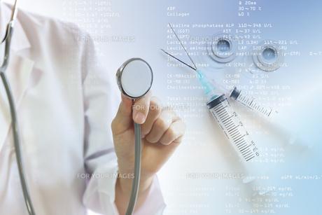 医療イメージ 健康診断 FYI00560292