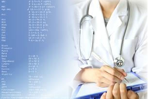 医療イメージ 健康診断 FYI00560294