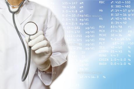 医療イメージ 健康診断 FYI00560295