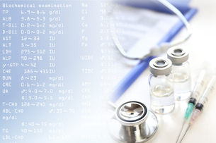 医療イメージ 健康診断 FYI00560296