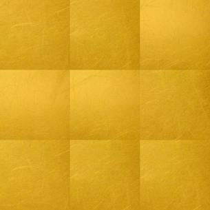 和風背景 和紙 市松模様 金色 FYI00564797