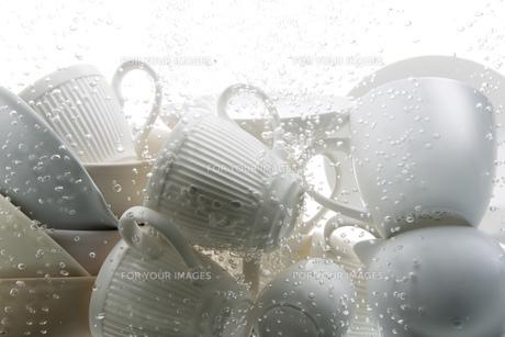 煮沸食器の洗浄イメージ FYI00571938