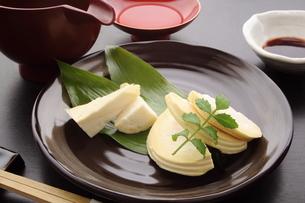 タケノコの刺身 日本酒 FYI00571969