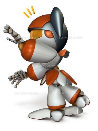 声をかけるロボット FYI00604750