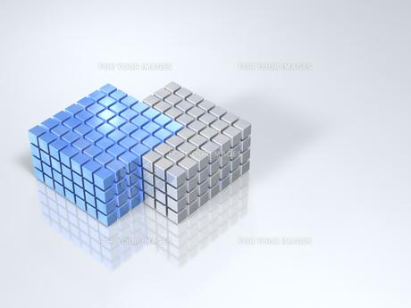 集合するキューブ FYI00613991