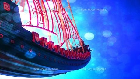 空飛ぶ船 FYI00619086