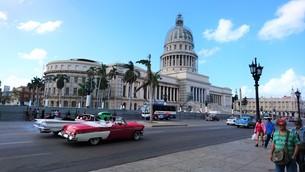 ハバナのクラシックカー FYI00620113