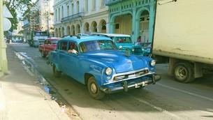 ハバナのクラシックカー FYI00620116