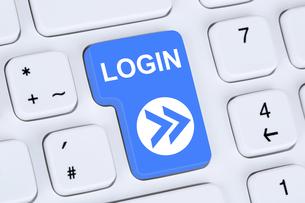 login button register online on computer FYI00630210