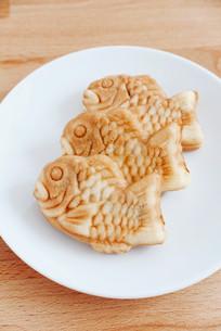 japanese fish shape cake, taiyaki FYI00638674