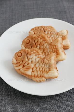 Taiyaki, japanese fish shape cake FYI00638698