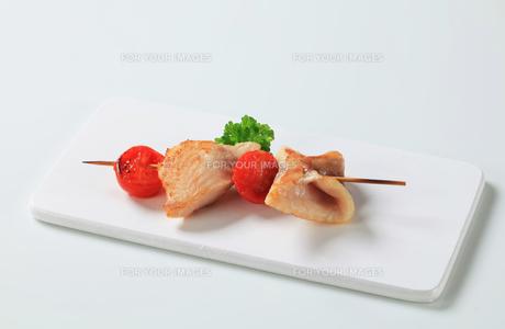 Fish skewer FYI00642698