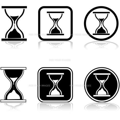 Sandglass icon FYI00644583