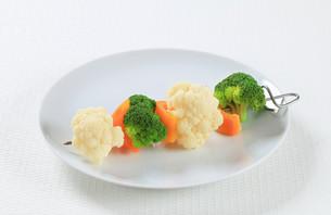 Vegetable skewer FYI00650713