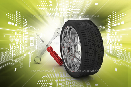 3d tires replacement concept FYI00651461