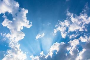 青空と雲 FYI00655759