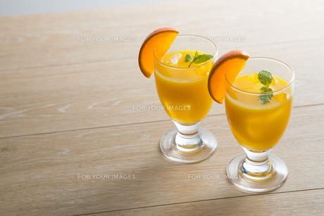 オレンジジュース FYI00664357